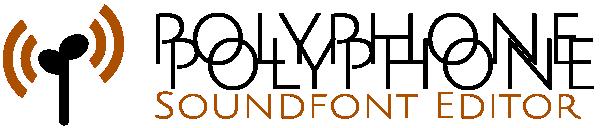 Polyphone Soundfont Editor -